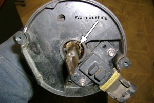 1996 4.3 Worn Distributor Bushing
