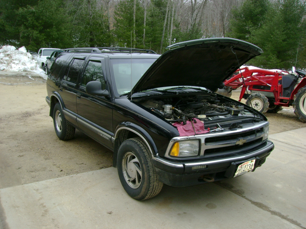 chevrolet blazer 4 3 misfire under light load 2000