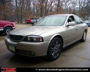 3000 RPM Rev Limiter, Mysterious Issues | 2003 Lincoln LS