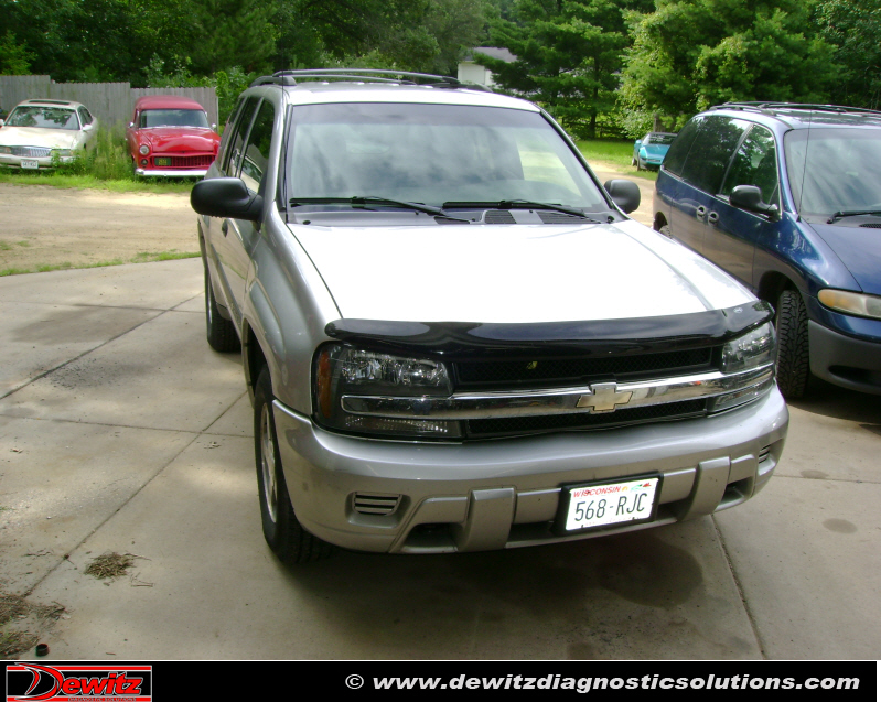 Intermittent Electrical Issue 2004 Chevrolet Trailblazer