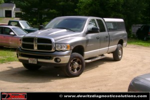 No Power | 2005 Dodge Ram 2500 | 5 9 Cummins Diesel | Dewitz
